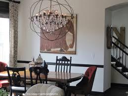diy metal orb chandelier chandelier dining room chandeliers