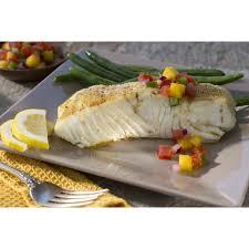 five star gourmet alaskan halibut fish qty 6 2 lb