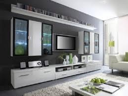black polished iron tv wall mounts bracket with glass