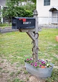 landscaping around mailbox post. Landscaping Around Mailbox Post