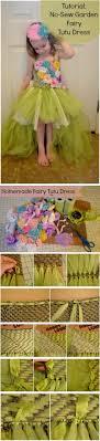 no sew fairy tutu dress