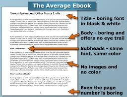 Professional Ebook And Document Design
