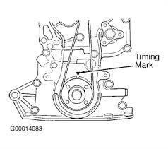 kia sephia belt diagram kia sephia belt solved 2000 kia sephia 1 8 twincame timing belt diagram fixya