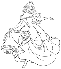 Disegni Da Stampare Principesse