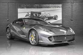 The new ferrari 812 superfast is here and consequently is the focus of the latest developments from novitec, the world's leading refinement specialist for the sports cars from maranello. Ferrari 812 Superfast Pegasus Auto House