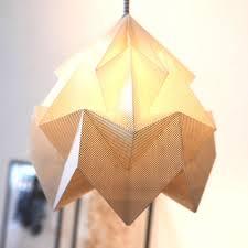 Lamps Paper Art Design