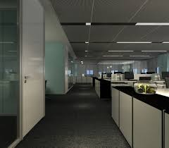 office hallway. Office Hallway With 3D Modern Office Hallway Y