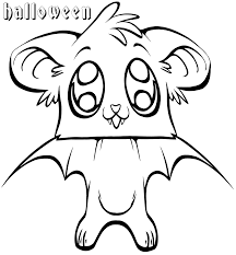 Cute Halloween Coloring Pages Colorings World