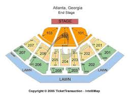 Aarons Amphitheatre Seating Chart Check Here View Aarons
