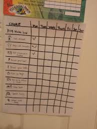 Dave Ramsey Junior Chore Chart Dave Ramsey Junior Chore Chart Mckays Chore And
