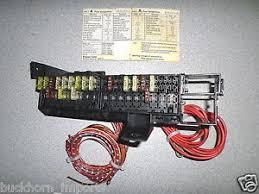 98 03 mercedes w210 e class rear interior fusebox fuse panel image is loading 98 03 mercedes w210 e class rear interior
