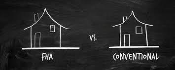 Conventional Mortgage Calculator Fha Loan Vs Conventional Loan New American Funding