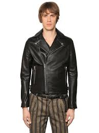 the kooples smooth leather biker jacket black men clothing jackets the kooples sport new york great deals