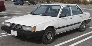 File:1st Toyota Camry.jpg - Wikimedia Commons