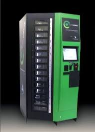 Dispensary Vending Machine Delectable California Debuts Marijuana Vending Machine In The News
