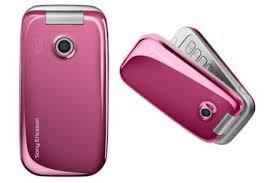 sony ericsson flip phone pink. sony ericsson z610i pink ok\u2026phone ni pun mmg aku suka.kalau leh beli beli.hehhe..didatangkan dalam 2mp camera(no flash),mp3,bluetooth,leh apply flip phone