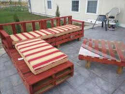 Nice Posts Related To 5 DIY Outdoor Ideas Shipping Pallet Bench Furniture