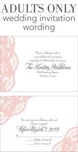 best 25 marriage invitation wordings ideas on pinterest wording Invitation Text For Wedding adults only wedding invitation wording text for wedding invitation