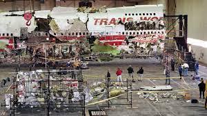 Wreckage of TWA Flight 800 to be ...