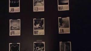 diy tumblr inspired room decor 2015 calendar youtube