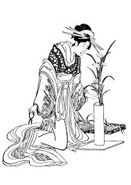 Small Picture japon tenue traditionnelle herboriste Japan Coloring pages for