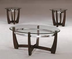 3 piece glass coffee table set ideas