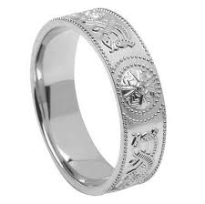 matching silver wedding bands. gents celtic warrior silver wedding band matching bands