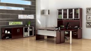 incredible office furnitureveneer modern shaped office. Mayline Napoli Series Modern Mahogany Veneer Office Furniture Set Incredible Furnitureveneer Shaped N