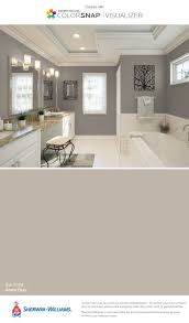 sandstone paint colorDecorating Behr Sandstone Cliff  Sherwin Williams Anew Gray