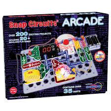 Snap Circuits Light Up Science Kit Snap Circuits Arcade Elenco Electronics