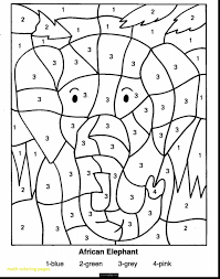 free collection of 40 math addition and subtraction coloring worksheets