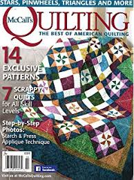 Primitive Quilts and Projects: Amazon.com: Magazines & McCall's Quilting Adamdwight.com