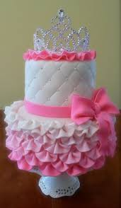 Baby Girl Birthday Cakes 10 Toddler Girls Princess Birthday Cakes