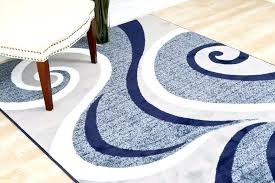 large blue area rugs light rug cream colored and yellow white