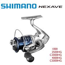 <b>100</b>% <b>Original</b> 2017 new <b>Shimano NEXAVE</b> 1000 2500HG ...