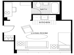 Small Apartment Floor Plans One Bedroom Studio Apartment Floor Plan Ideas Studio Apartments Floor Irpmi