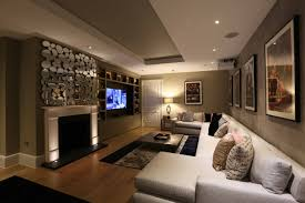fireplace lighting. fireplace lighting in tv room n