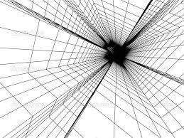 Adult Coloring Hexagon Black Hole 3d Design Pages Designs Png Fit
