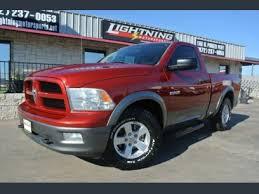 Dodge Ram 1500 Truck for Sale in Lubbock, TX 79402 - Autotrader