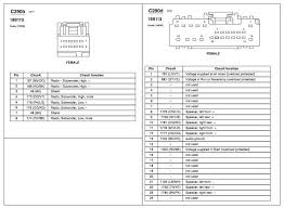 2005 ford five hundred radio wiring diagram 2005 Ford Radio Wiring Diagram 2006 ford 500 wiring diagram ford f150 2005 radio wiring diagram