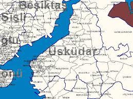 Image result for üsküdar haritası