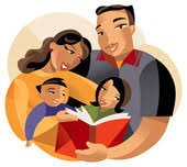 Image result for parent reading with child