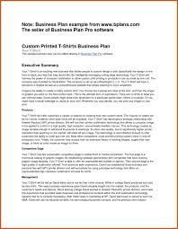 small business plans examples business plan examples general resumes small example in south africa
