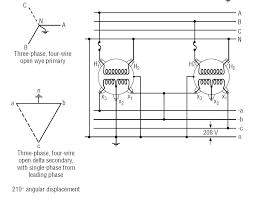 single phase transformer wiring 2 transformer 3 phase delta on 3 single phase transformer wiring poles 480 volt