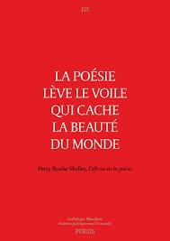 Habiter Poétiquement Le Monde Une Anthologie Manifeste 24 De