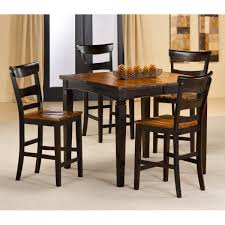 Rectangular Kitchen Tables Black Wood Kitchen Table And Chairs Best Kitchen Ideas 2017