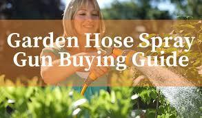 best garden hose spray reviews uk