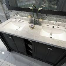 Vanities  Granite Vanity Tops Sink Lowes Granite Bathroom Vanity Vanity Tops With Double Sink