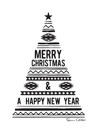 merry christmas and happy new year 2015 black and white. Merry Christmas Happy New Year For And 2015 Black White