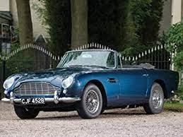 Amazon De Classic Und Muscle Car Anzeigen Und Auto Art Aston Martin Db5 Volante 1963 Auto Art